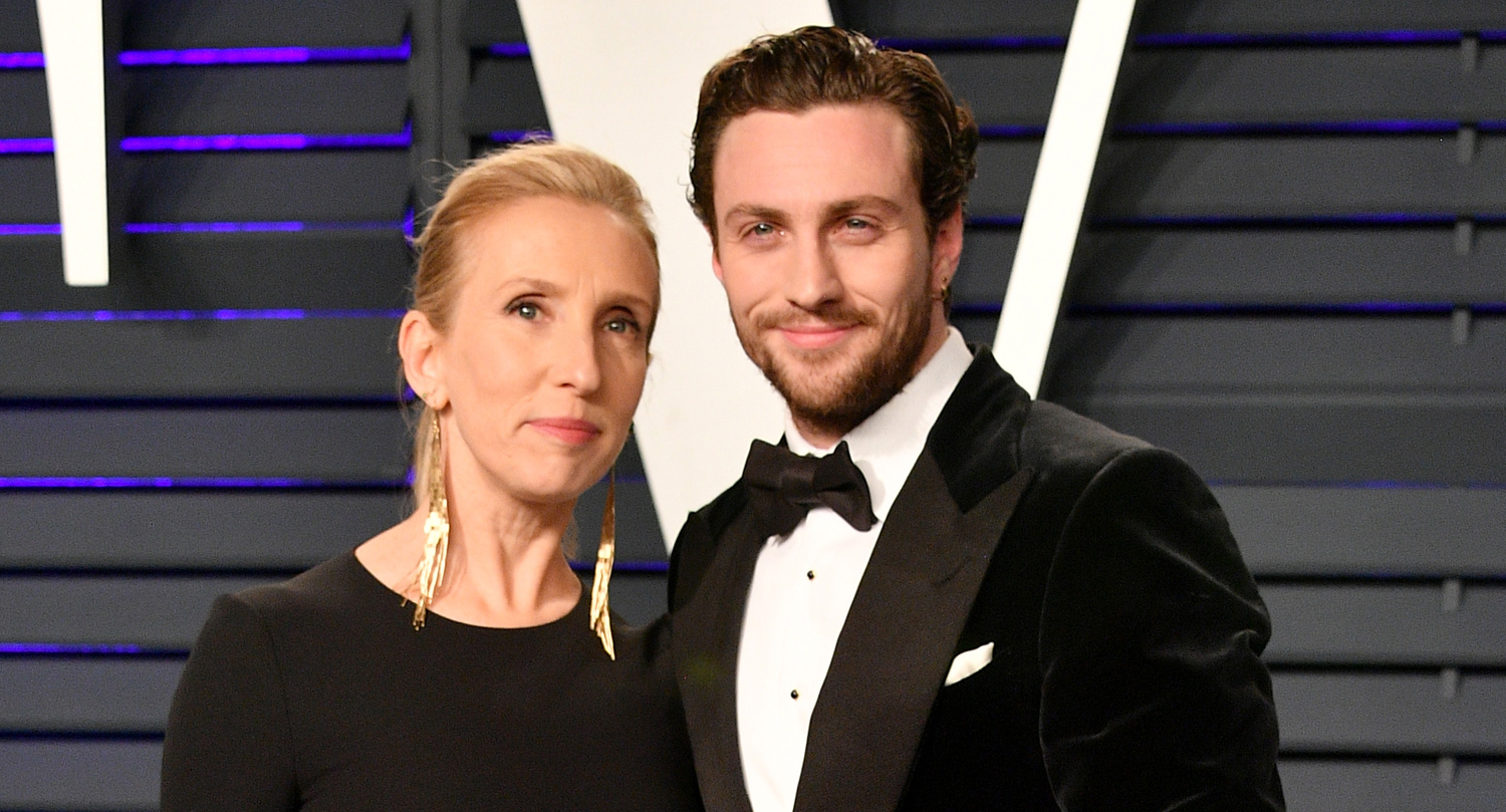 Aaron & Sam Taylor-Johnson Couple Up for Vanity Fair's ...