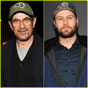 Ty Burrell & Taran Killam Stop By Rolling Stone's Super Bowl Weekend Party