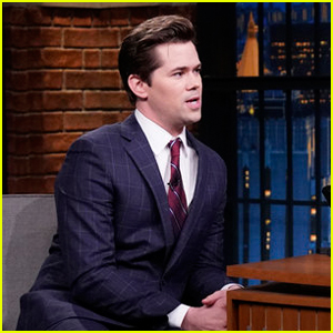 Andrew Rannells Thought He Died Moments Before Broadway Debut in 'Hairspray' - Watch Now!