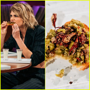 Cara Delevingne Eats Crickets on Toast to Avoid Answering This Juicy Question