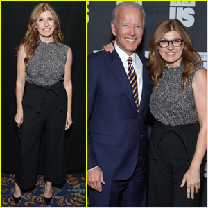 Connie Britton Supports Joe Biden at Biden Courage Awards