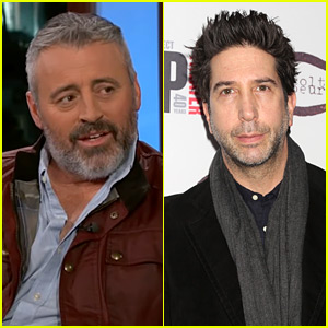 Matt LeBlanc Reveals David Schwimmer Was Not a Fan of 'Friends' Monkey Marcel!