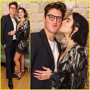 Dua Lipa Supports Boyfriend Isaac Carew at 'The Dirty Dishes' Cookbook Celebration!