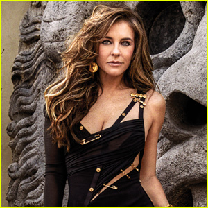 Elizabeth Hurley Still Fits Into Her Iconic 'Versace' Dress From 1994