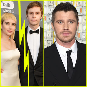 Emma Roberts & Evan Peters Split & End Engagement as Rumors Swirl She's Dating Garrett Hedlund (Report)