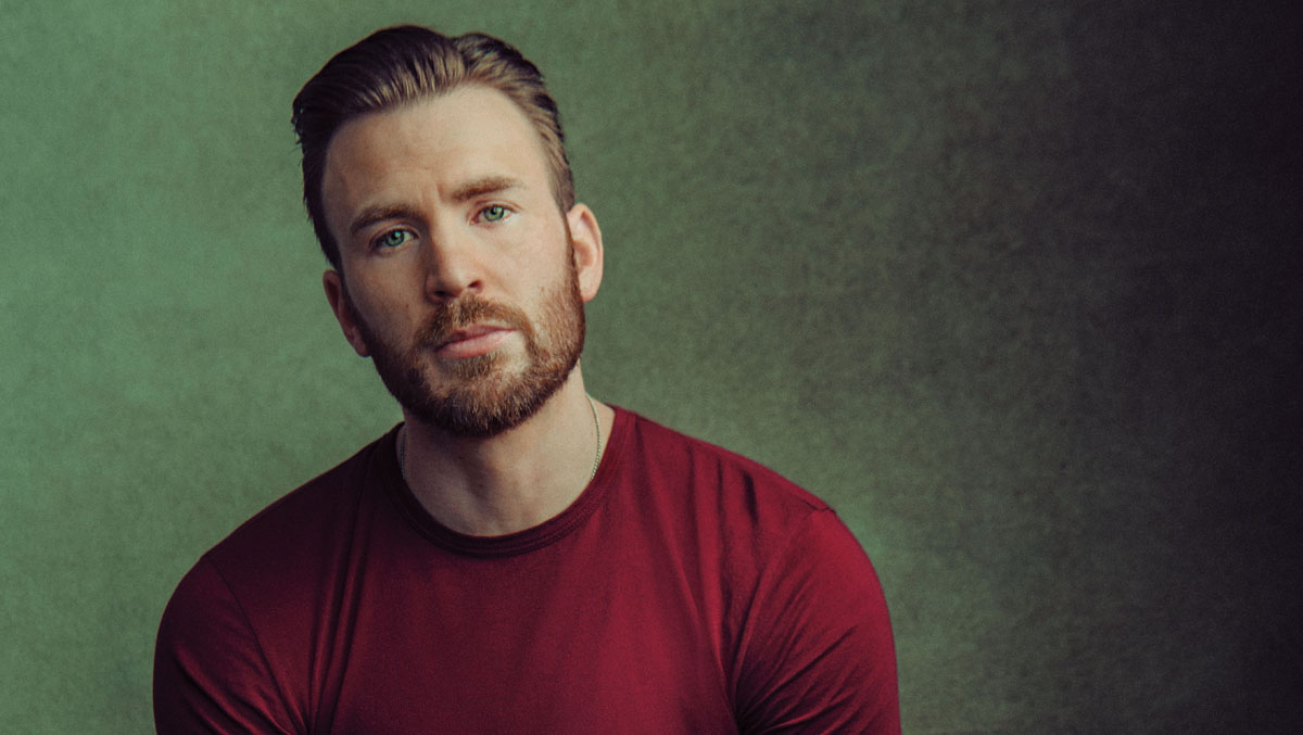 Chris Evans on Speaking Out on Twitter: 'I'd Be ...