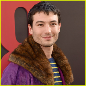 Ezra Miller Reportedly Writing