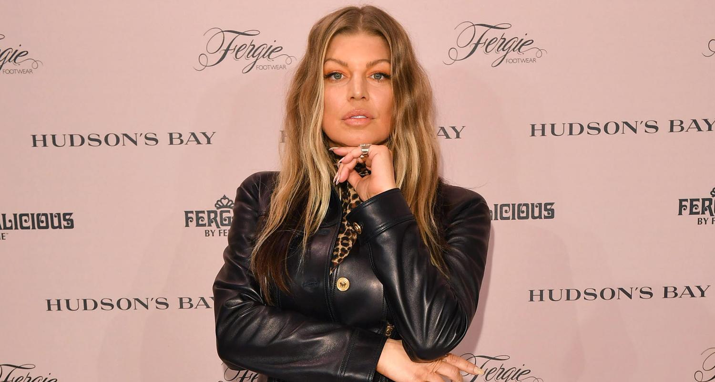 Fergie Celebrates 'Fergalicious by Fergie' Spring Line in ...