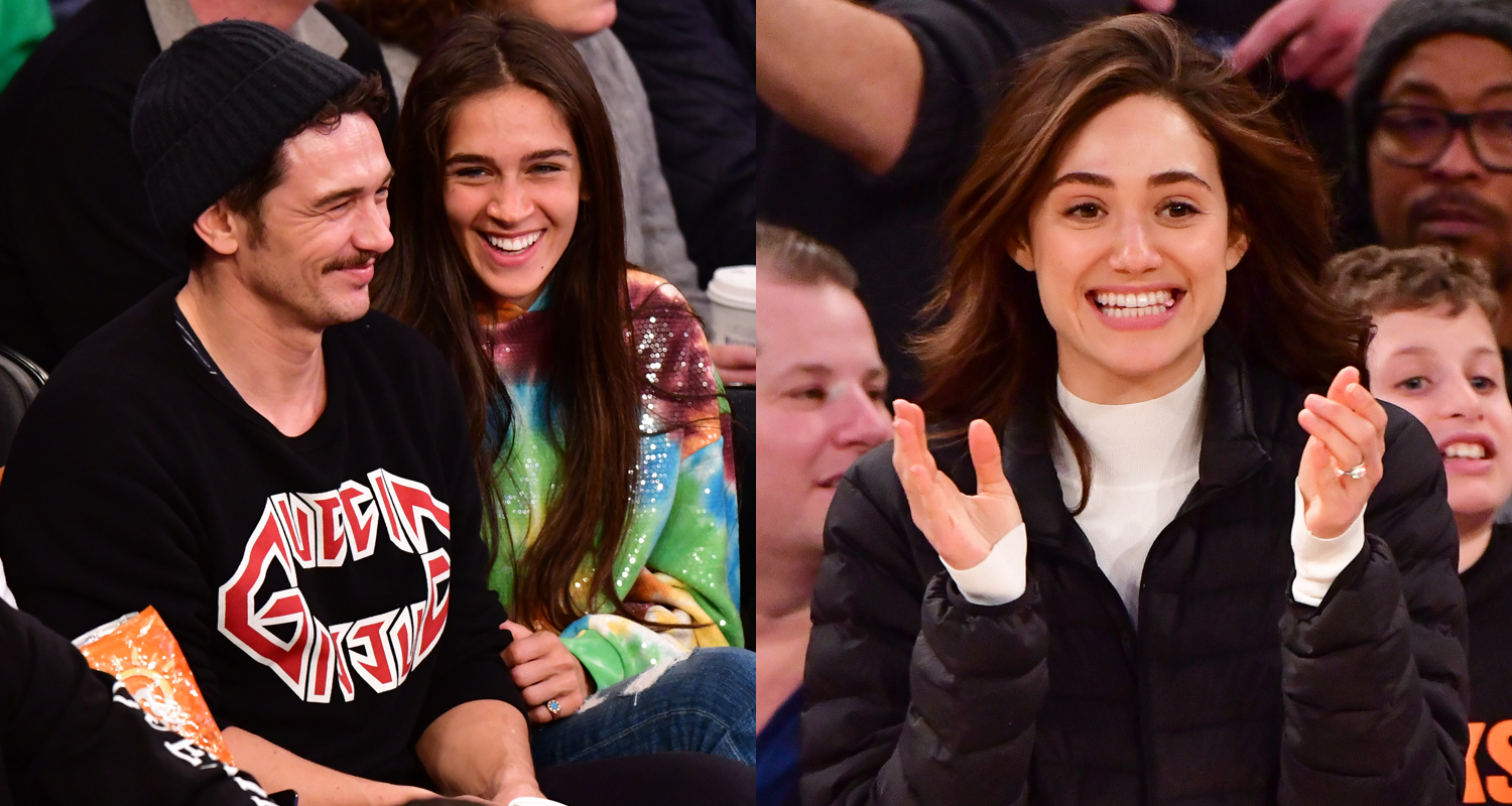 James Franco Amp Girlfriend Isabel Pakzad Have Date Night At