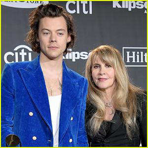 Stevie Nicks Mistakes Harry Styles For An NSYNC Member