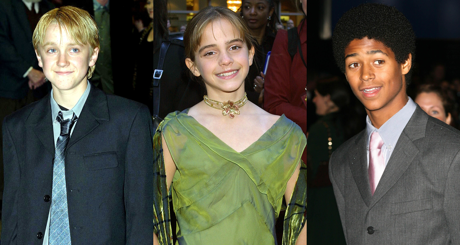 'Harry Potter' Cast – Where Are They Now?