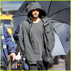 Jared Leto Works on New Scenes for 'Morbius' Movie