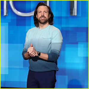 Jason Sudeikis Takes Over 'The Ellen DeGeneres Show' - Watch!