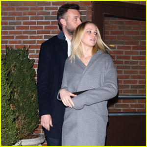 Jennifer Lawrence & Fiance Cooke Maroney Enjoy an Evening Out Together in NYC!