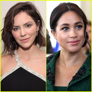 Katharine McPhee Talks About Going to School with Meghan Markle: She Was 'Lovely,' 'Talented,' & 'Put Together'