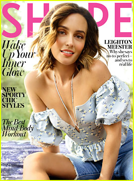 Leighton Meester Reveals What She Has Learned as a Parent