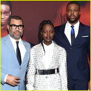 Lupita Nyong'o, Winston Duke, & 'Us' Cast Attend NYC Premiere!