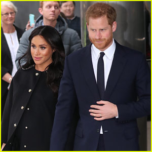 Meghan Markle & Prince Harry Make Unplanned Appearance to Pay Respects After Mosque Shooting