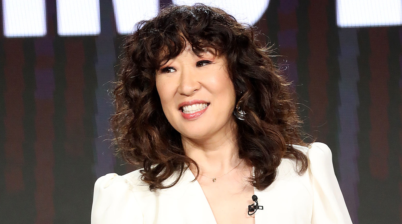 Sandra Oh to Host 'S...