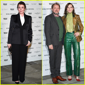 Olivia Colman & Cate Blanchett Show Support for National Theatre's Up Next Gala 2019!
