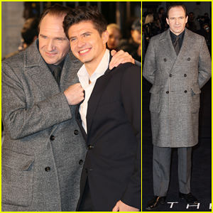 Ralph Fiennes Photos, News and Videos | Just Jared