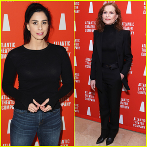 Sarah Silverman Gets Honored at Atlantic Theater Company Gala's Divas' Choice 2019!