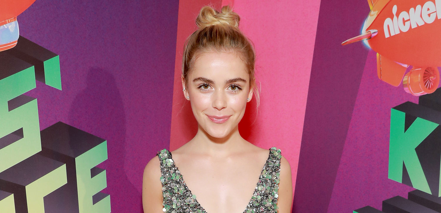 2873eefd Kiernan Shipka Sparkles at Kids' Choice Awards 2019! | 2019 Kids' Choice  Awards, Kids' Choice Awards, Kiernan Shipka : Just Jared