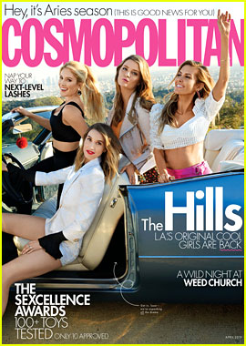 The Hills' Heidi Pratt Talks About Her Famous Feud with Lauren Conrad
