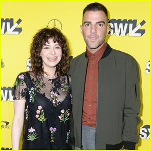 Zachary Quinto & Ashleigh Cummings Premiere 'Nos4a2' at SXSW - Watch Teaser!