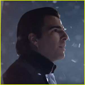 Zachary Quinto Stars in Creepy 'NOS4A2' Trailer - Watch Now!