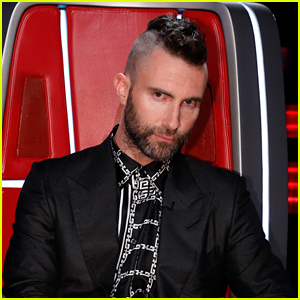 Adam Levine Debuts New Mohawk Hairstyle on 'The Voice'