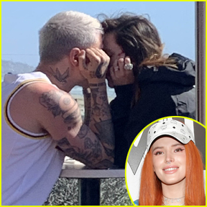Bella Thorne Gets Cozy with New Beau Benjamin Mascolo Following Split with Mod Sun