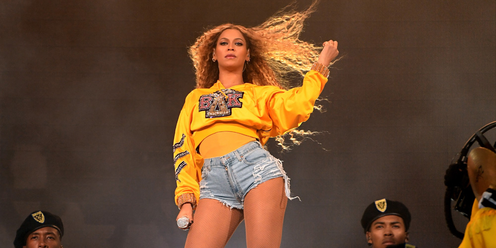 Netflix Teases Beyonce 'Homecoming' Documentary Special ... Beyonce Homecoming