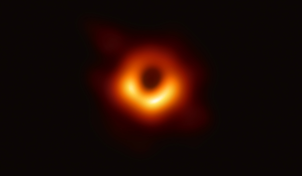 First Ever Black Hole Image Captured By Scientists ...