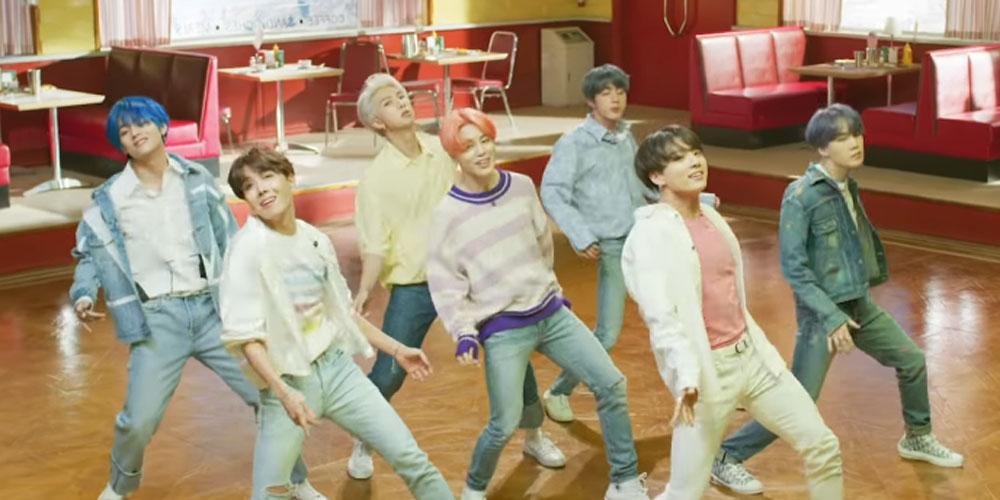 BTS Feat  Halsey: 'Boy With Luv' – Lyrics & English