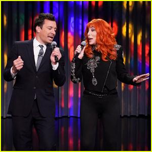 Cher Turns 'Tonight Show' Into 'The Cher Show', Plays 'Lip-Sync Karaoke' - Watch Here!