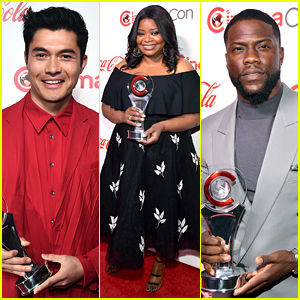 Henry Golding, Octavia Spencer, Kevin Hart & More Win at CinemaCon Awards