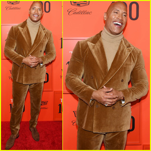 Dwayne Johnson Looks Sharp For the Time 100 Gala 2019!