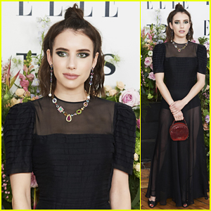 Emma Roberts Celebrates Tous Jewelry Launch in Madrid!