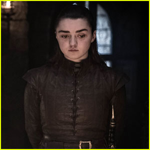 Maisie Williams' Big Arya Moment Revealed in New 'Game of Thrones' Photos (Spoilers)