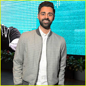 Hasan Minhaj Is 'Proud' To Say What He Wants In 'Patriot Act'