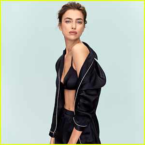 Irina Shayk Is Draped in Silk for Intimissimi's New Campaign Images!