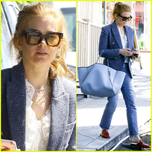 Isla Fisher Steps Out for a Shopping Trip in LA!