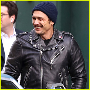 James Franco is All Smiles While Directing 'The Deuce'