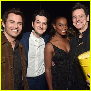 James Marsden, Ben Schwartz, Tika Sumpter, & Jim Carrey Bring 'Sonic the Hedgehog' to CinemaCon!