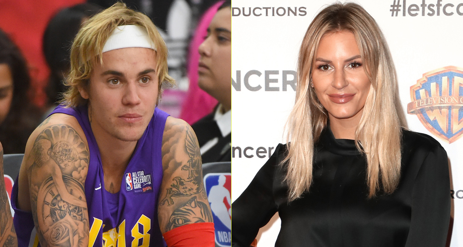 Is justin bieber dating someone 2019