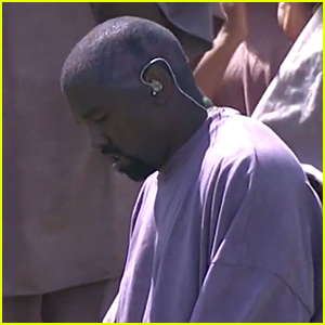 Kanye West Debuts New Song 'Water' During 'Sunday Service' Coachella Set - Watch!