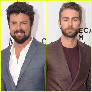 Karl Urban & Chace Crawford Premiere 'The Boys' at Tribeca Film Festival 2019