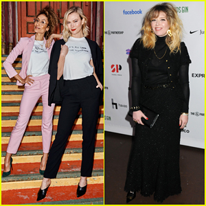 Karlie Kloss & Natasha Lyonne Show Support for Lower Eastside Girls Club Spring Fling!