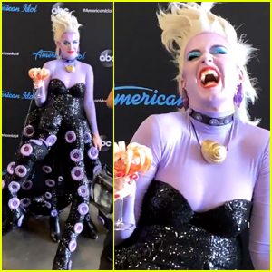 Katy Perry Transforms Into Ursula for 'American Idol' - See the Photos!